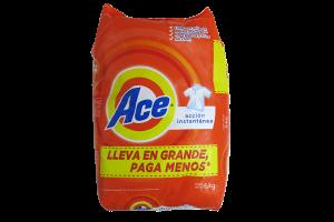 Ace en polvo