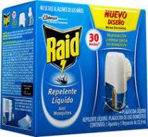 Raid Repelente Líquido