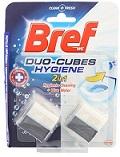 Bref Pastillas Duo Cubes Hygiene