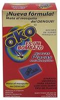 Oko placas anti mosquitos de 10 y 20 unidades