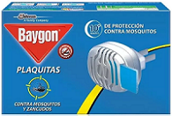 Baygon Plaquitas