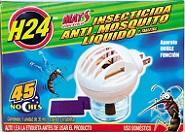 H24 Insecticida Líquido Anti Mosquito