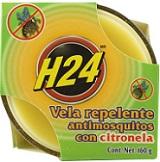 H24 Vela Repelente Anti Mosquito