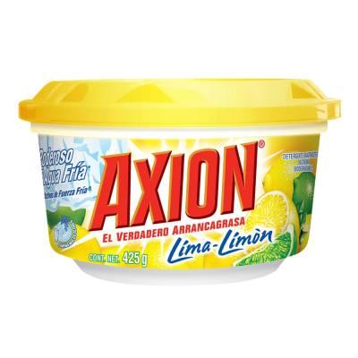 Detergente Axion en Pasta