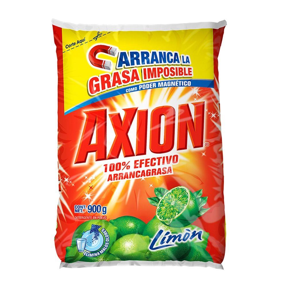 Detergente Axion en Polvo