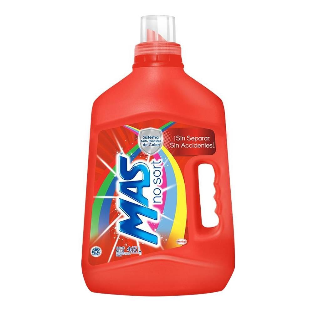 Detergente Mas No Sort