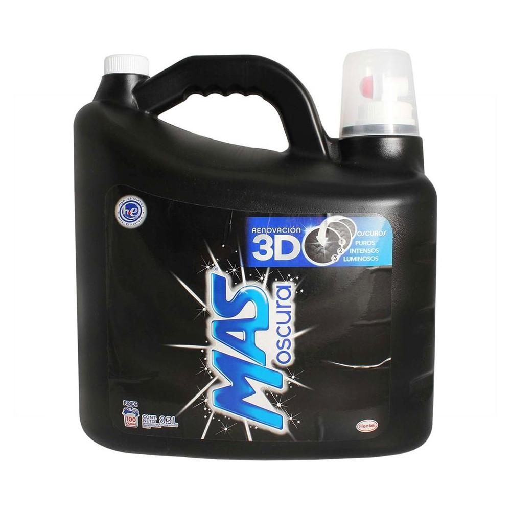 Detergente Mas Oscura 3D