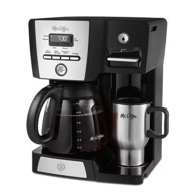 Cafetera Programable con Dispensador de Agua