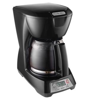 Cafetera de 12 tazas Programable