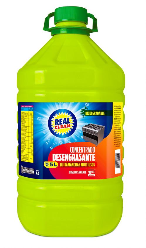 Desengrasante Real Clean