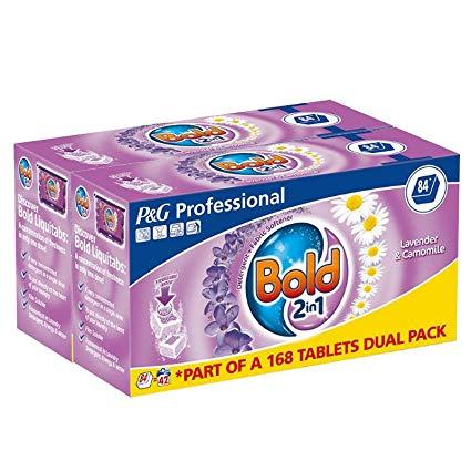 Detergente Bold Tabletas