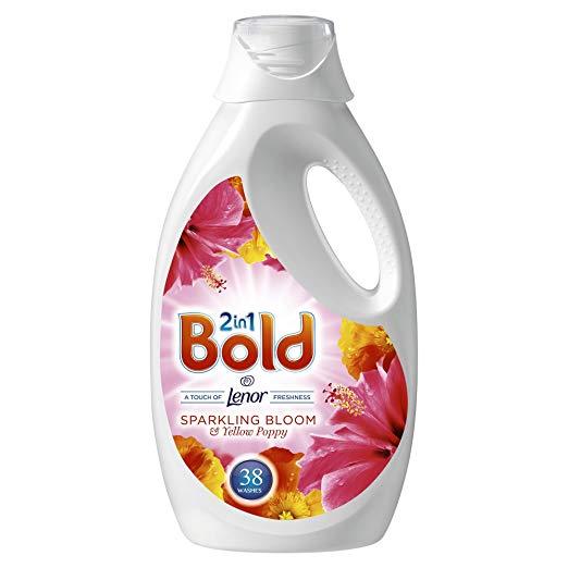 Detergente Bold Líquido