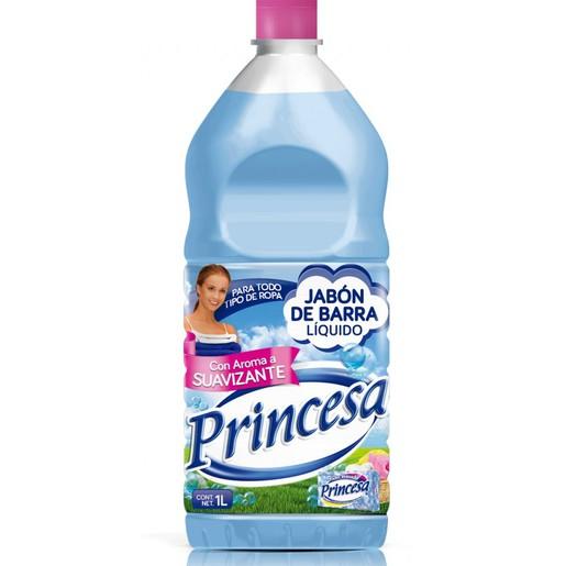 Detergente Jabón Princesa Líquido