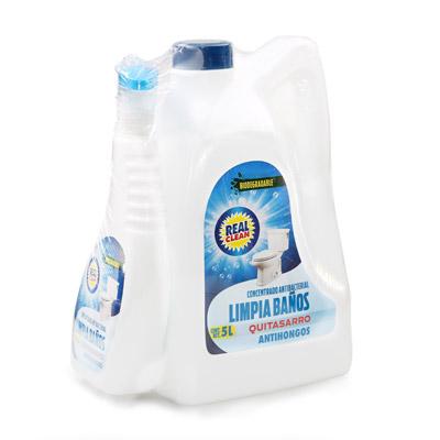 Limpiador Líquido para Baños Real Clean