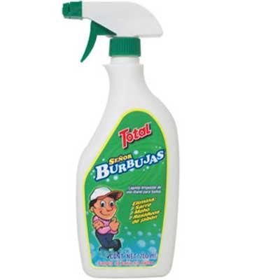 Total Señor Burbujas