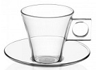 Nescafé Taza Vidrio Espresso Dolce Gusto