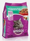 Croquetas Whiskas Hogareño