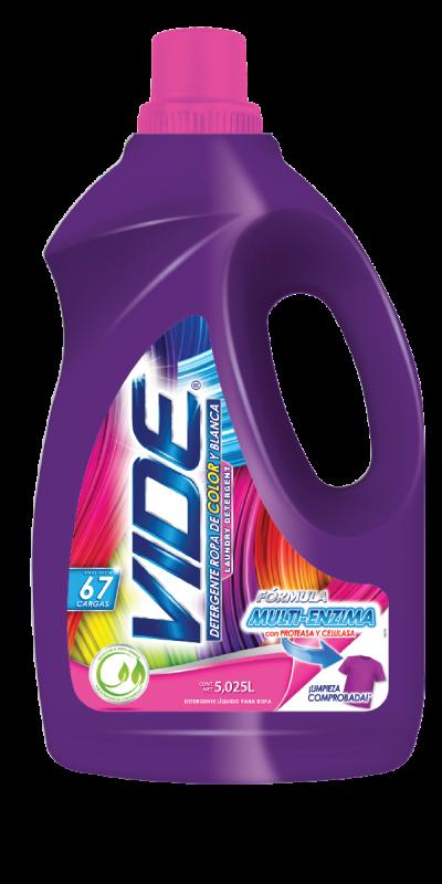 Detergente Vide en Botella
