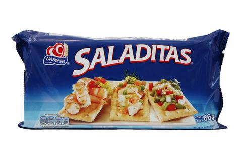 Galletas Saladas Gamesa 186 Grs