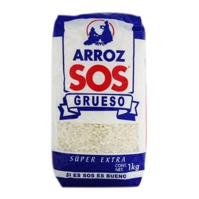 Arroz SOS Grueso