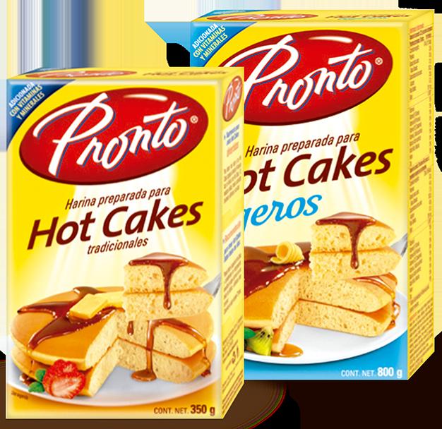 Harina para Hot Cakes Pronto 500 gr.