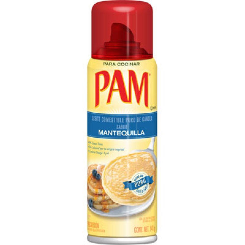Aceite Pam Mantequilla