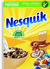 Cereal Nesquik  'Duo' 500g