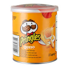 Pringles sabor Queso