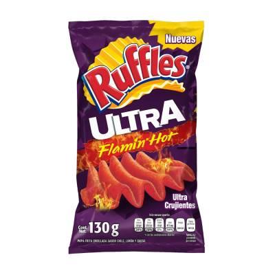 Ruffles Rojos