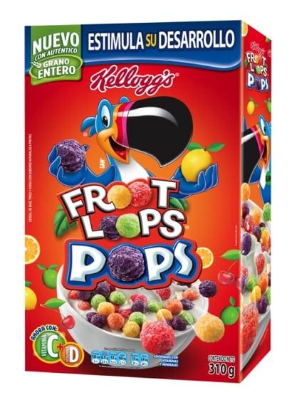Froot Loops Pops
