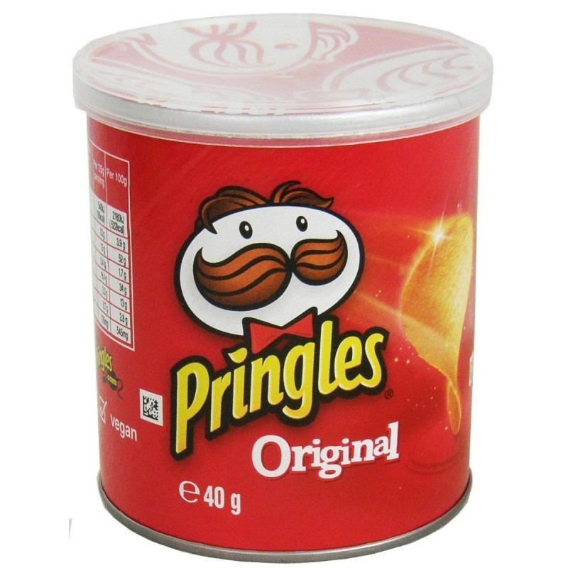 Papas Pringles originales