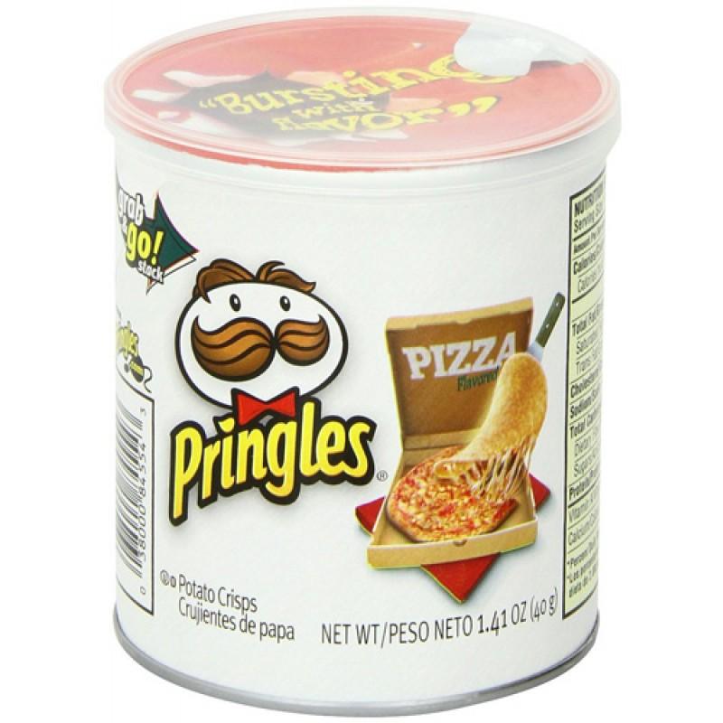 Papas Pringles Pizza