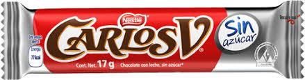 Carlos V sin Azúcar