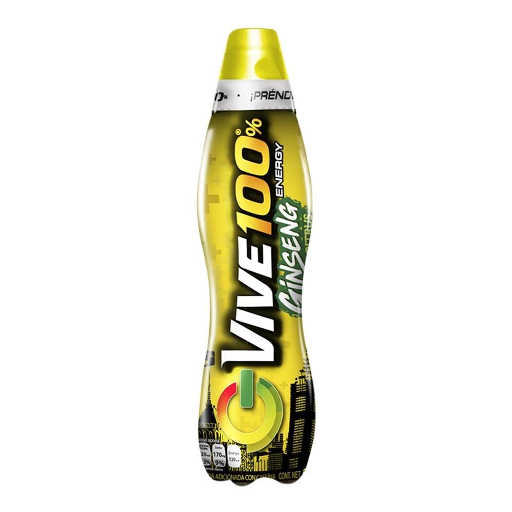Vive100 - Ginseng Citrus