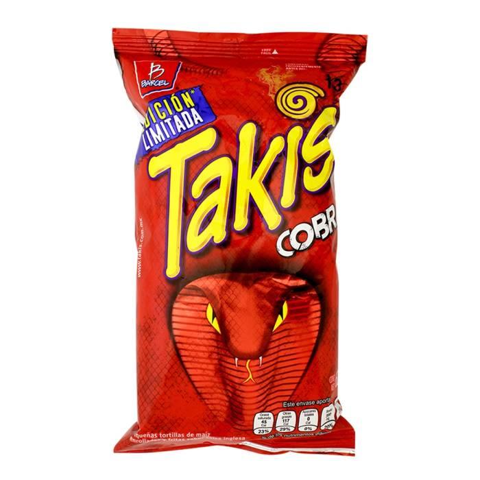 Takis Cobra