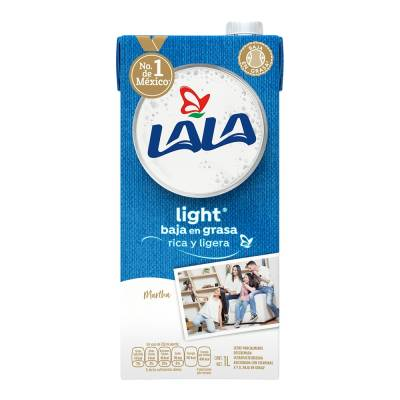 Leche Lala Light Baja en Grasa