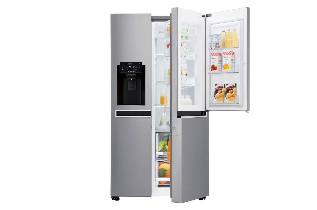 Refrigerador LG - 22 pies Duplex, Door in Door