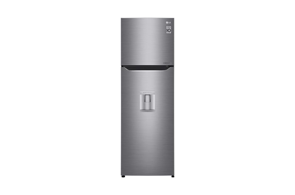 Refrigerador LG de 9 pies con congelador superior