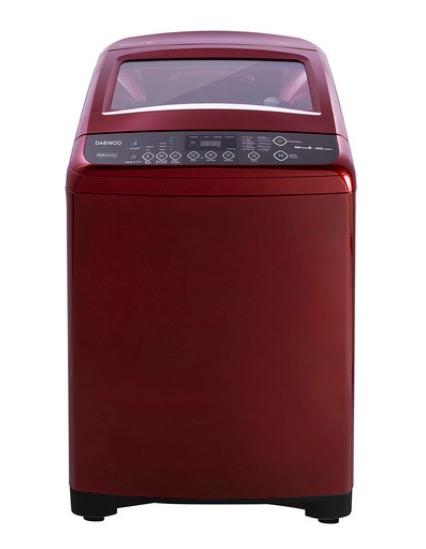 Lavadora Daewoo Roja