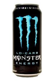 Mosnter Energy Lo Carb