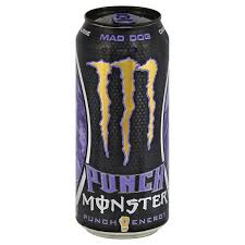 Monster Energy Mad Dog