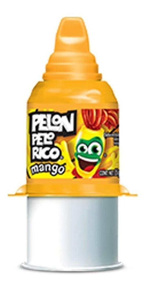 Pelón Pelo Rico Mango