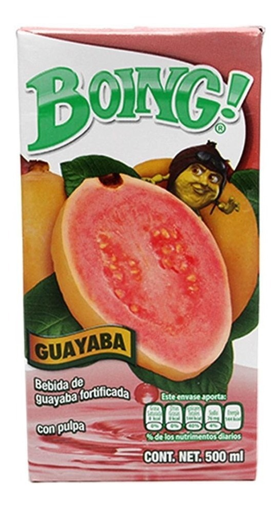 Boing Guayaba
