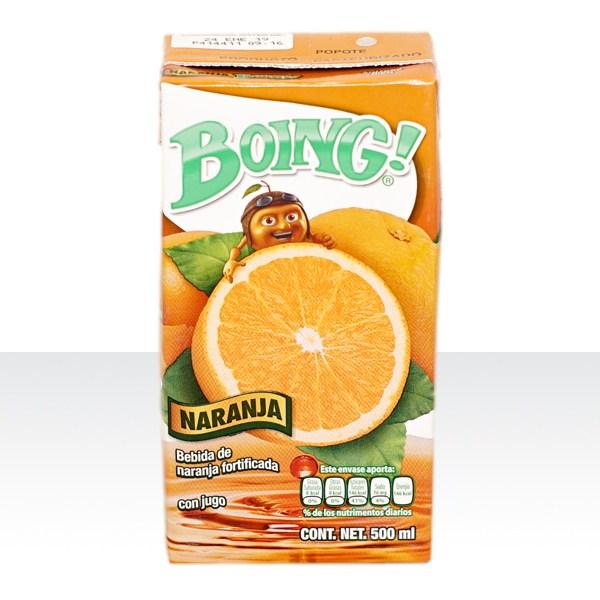 Boing Naranja