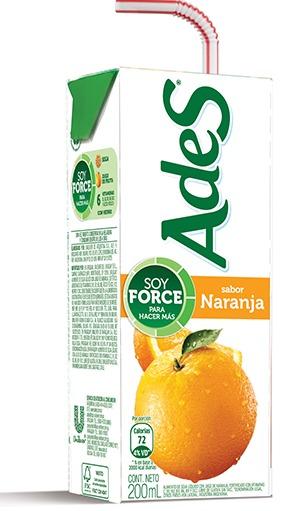 Ades Naranja