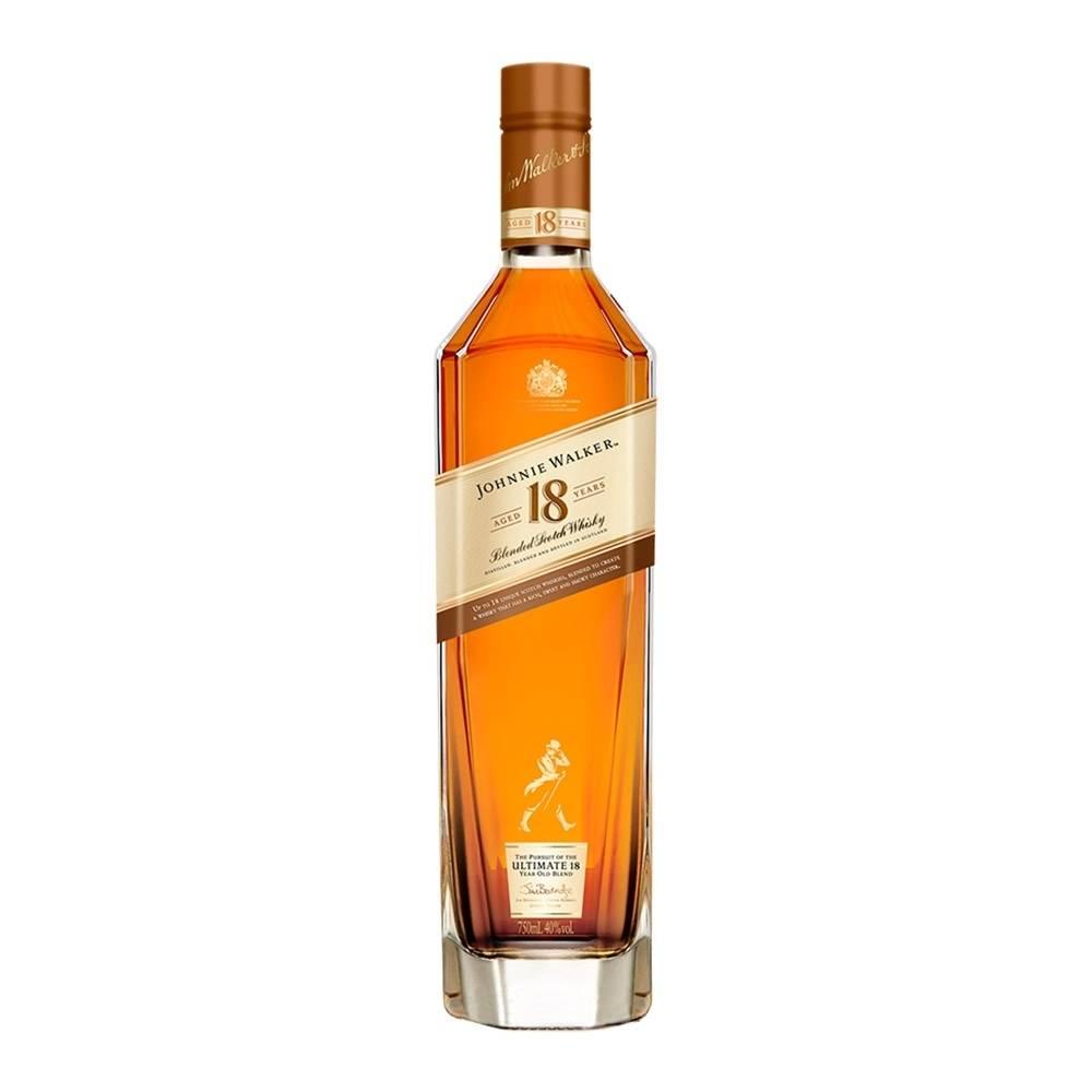 Whiskey Johnnie Walker 18 Años