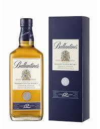 Whisky Ballantine´s 12 años
