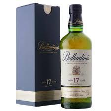 Whisky Ballantine´s 17 años