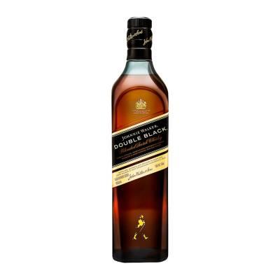 Whiskey Johnnie Walker Double Black