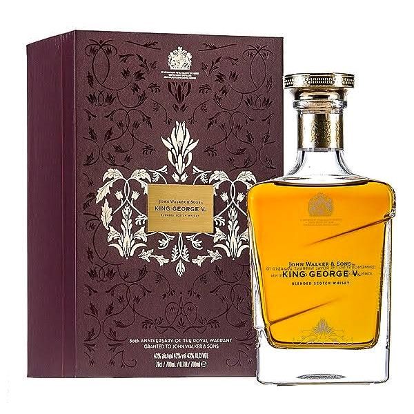 Whisky Johnnie Walker King George V